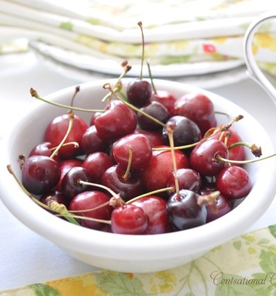 centsational girl bowl of cherries
