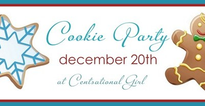 cookie party button