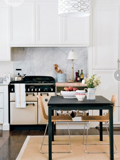 eat in kitchen styleathome