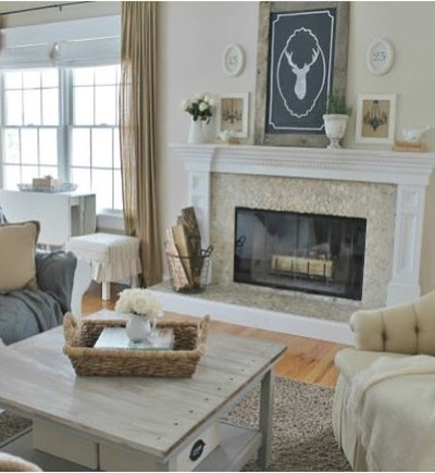 family room city farmhouse blog
