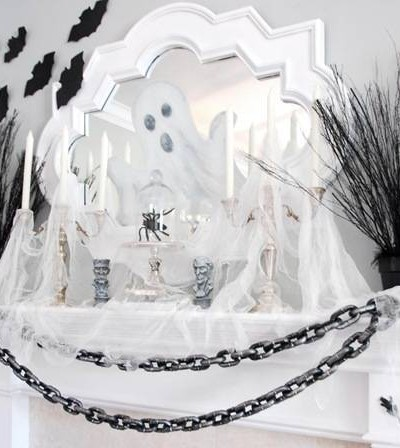 ghostly mantel