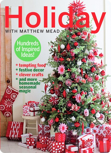 holiday cover matthew mead