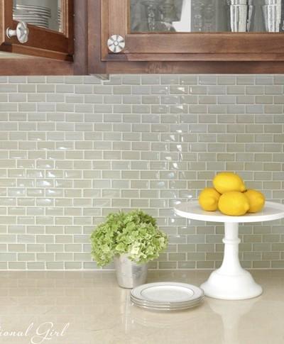 kates glass tile backsplash