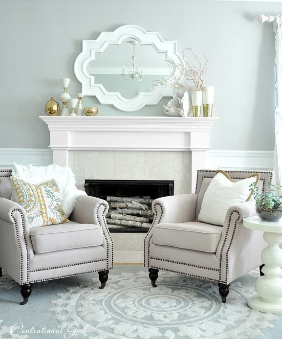 Centsational Style: Summer Mantels + More