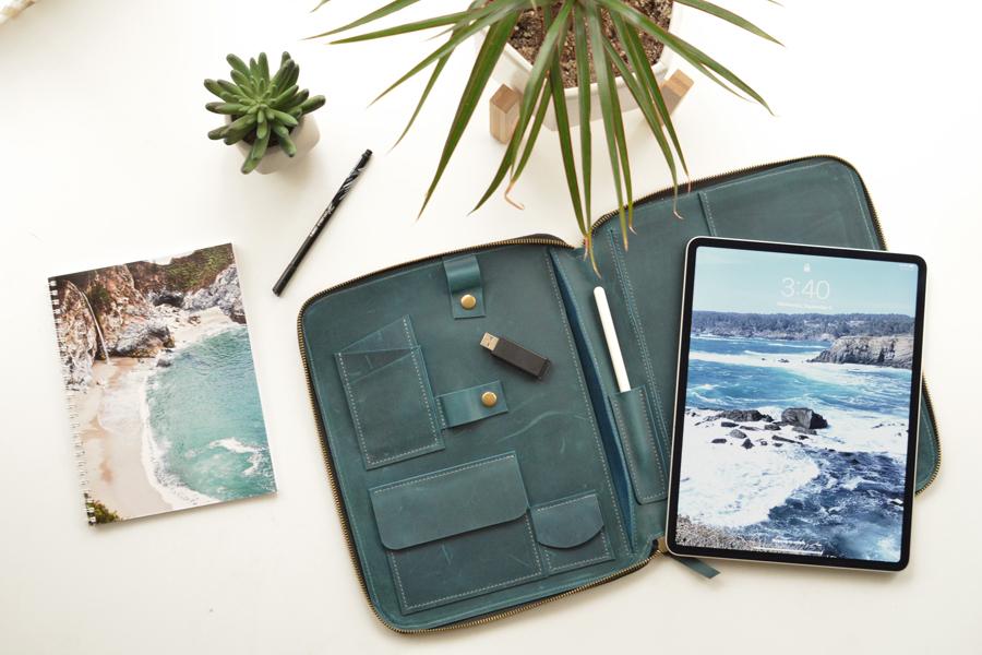 leather case slider