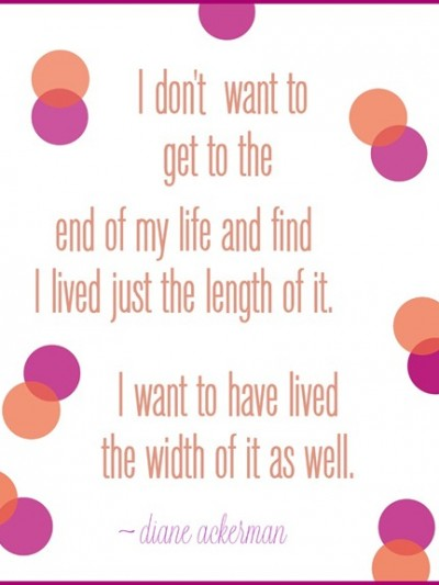 live the width pink orange