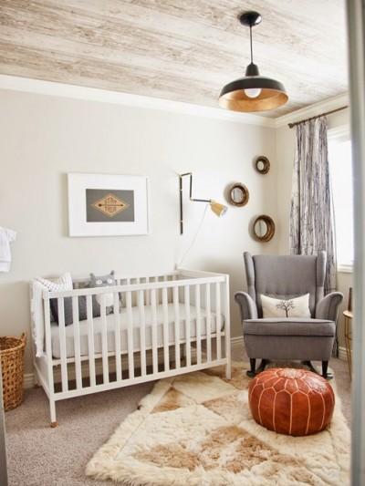 masculine nursery