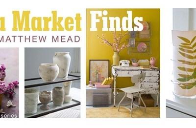 matthew mead flea market finds