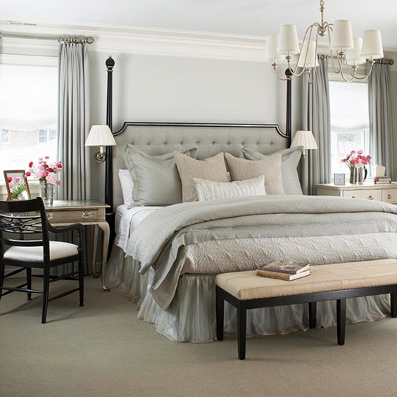 How to Mismatch Nightstands | Centsational Style