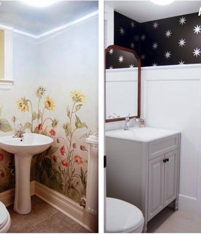 modern bathroom rambling renovators