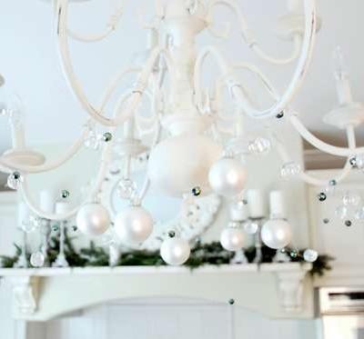 ornaments garland chandy