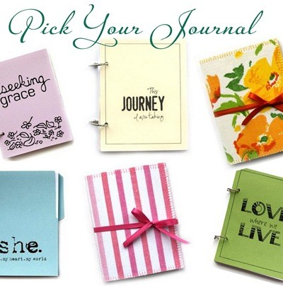 pick your journal