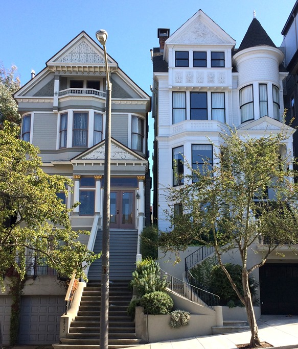 Pacific Heights Stroll + Interiors