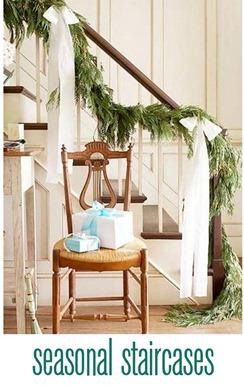 seasonal staircases