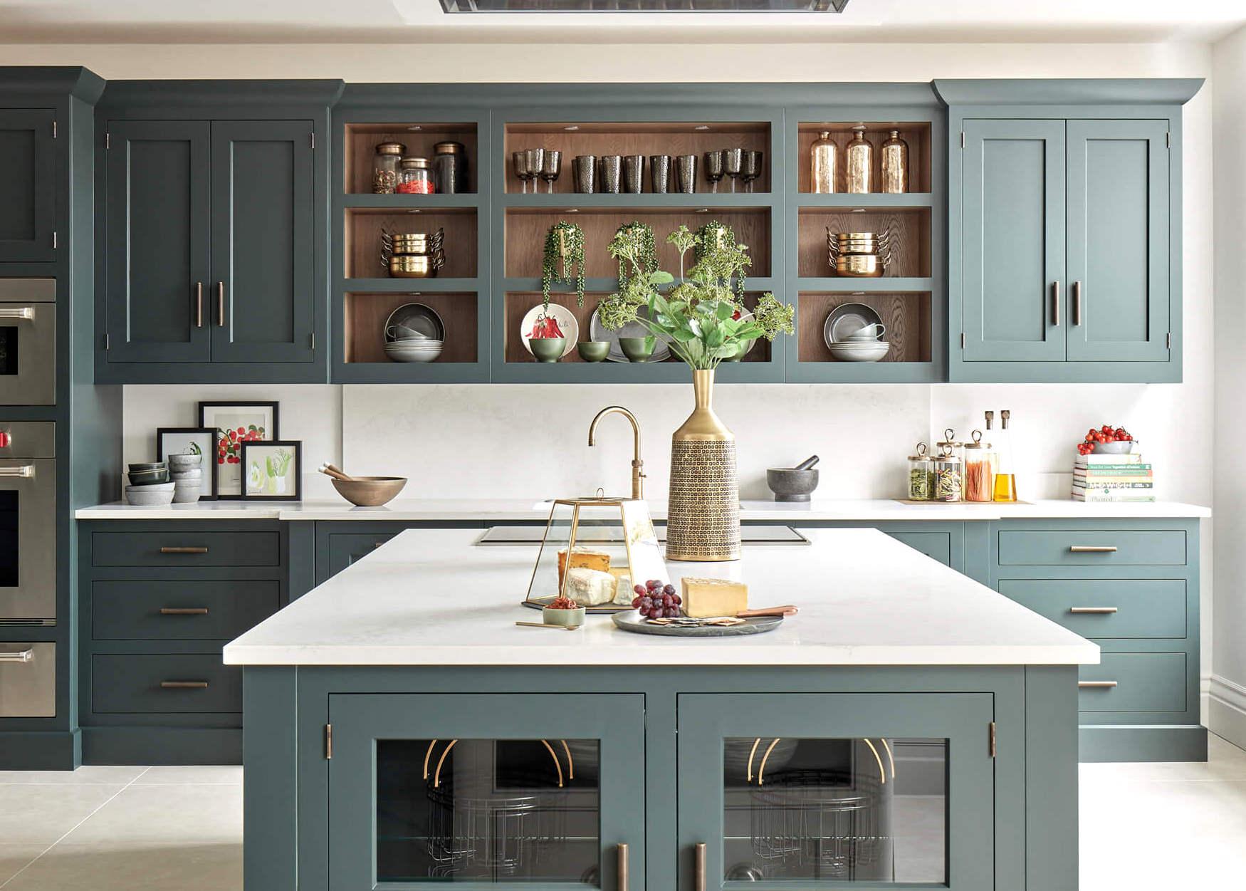 slider cabinet styles