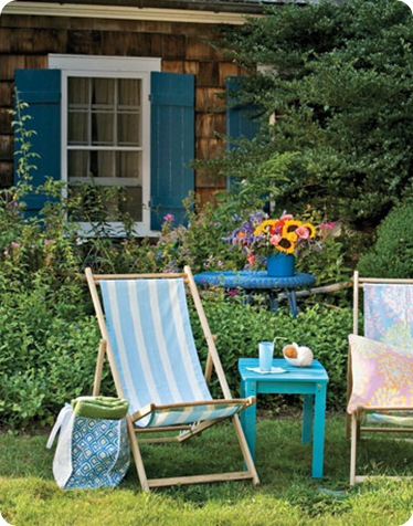 slingback chair country living