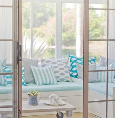 sunroom makeover