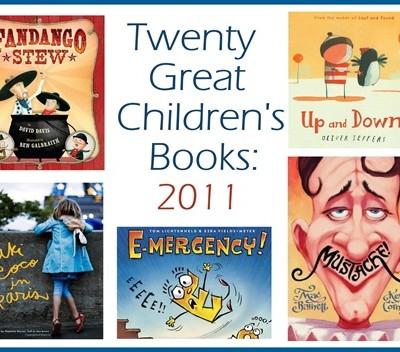 twenty great childrens books 2011