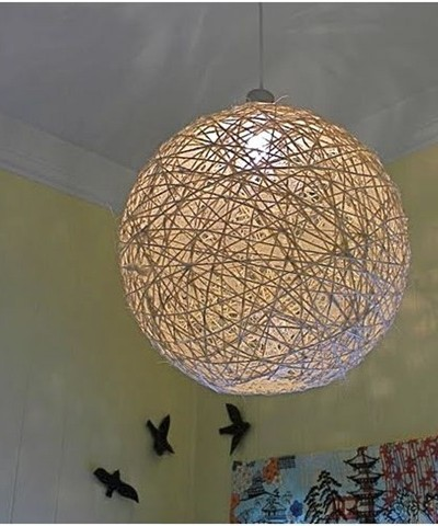 twine light fixture design pages