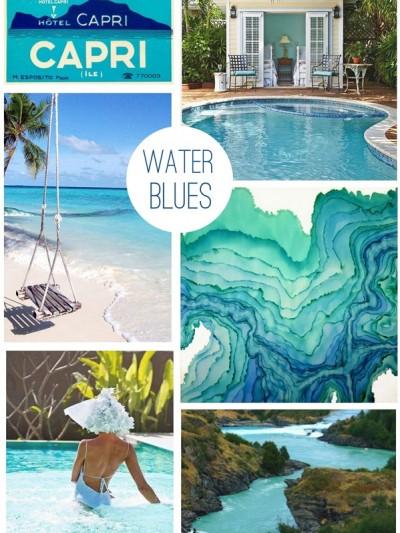 water blues