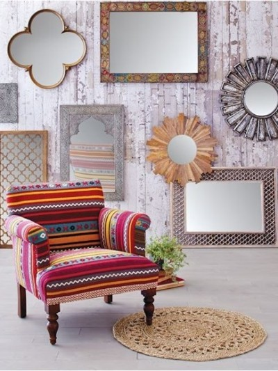 world market desert caravan mirrors