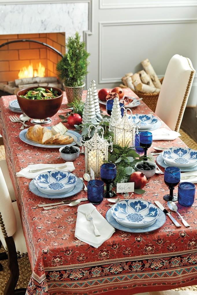 holiday table bunny williams
