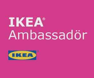 IKEA Brand Ambassadör Badge 300