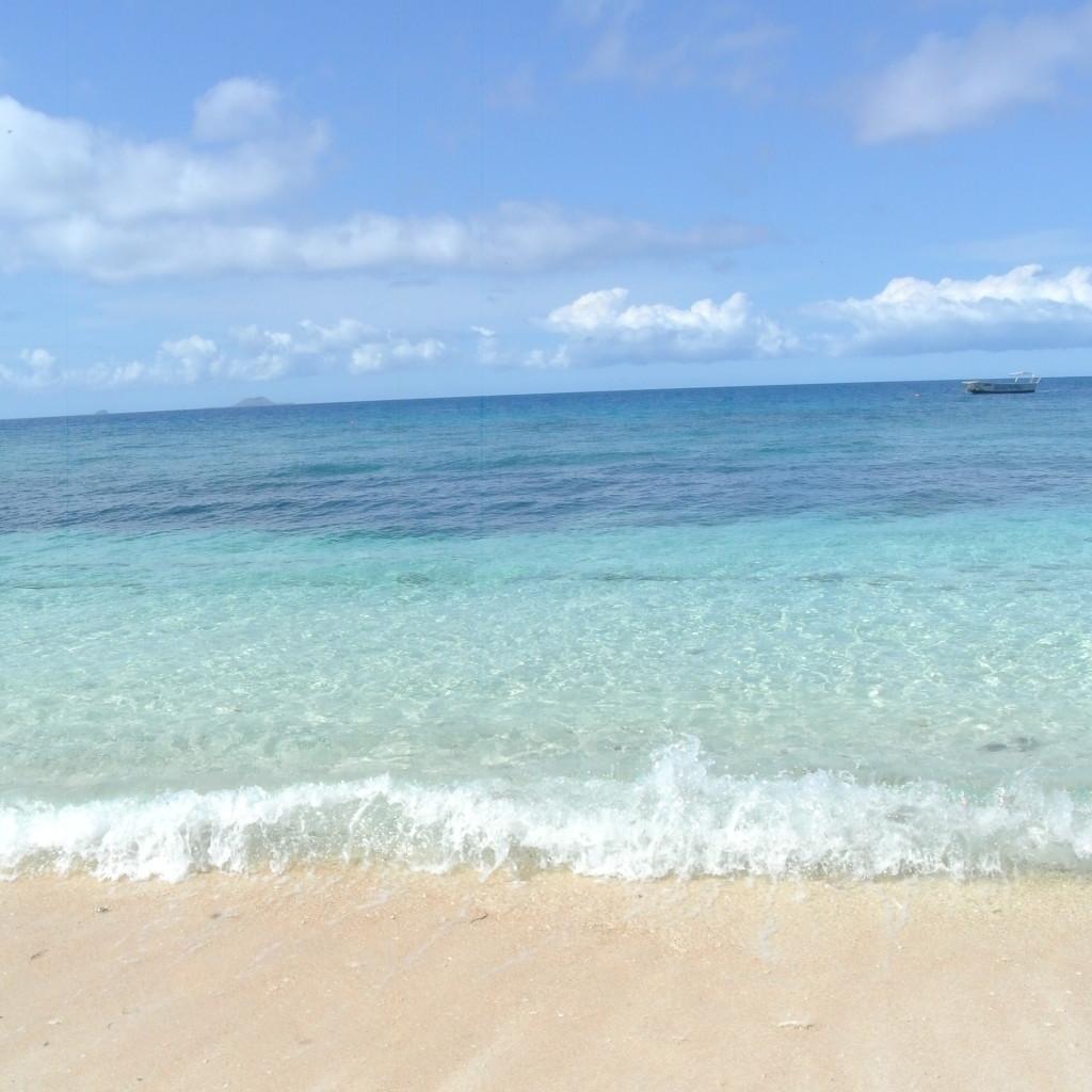 beachcomber sand