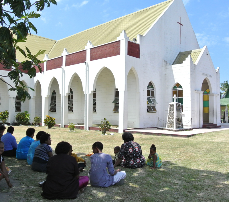fiji methodist chuch