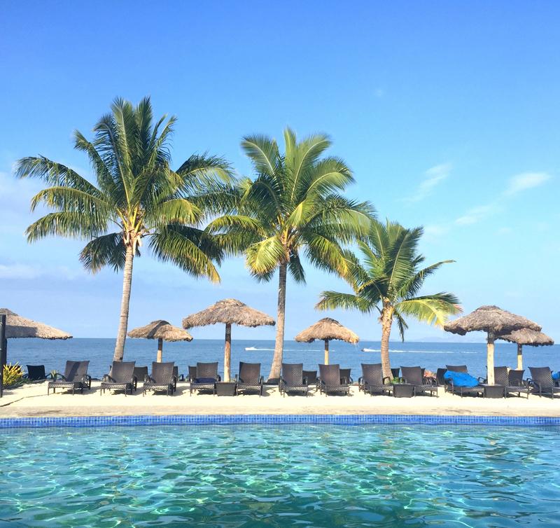 Fiji Beaches: Centsational Girl