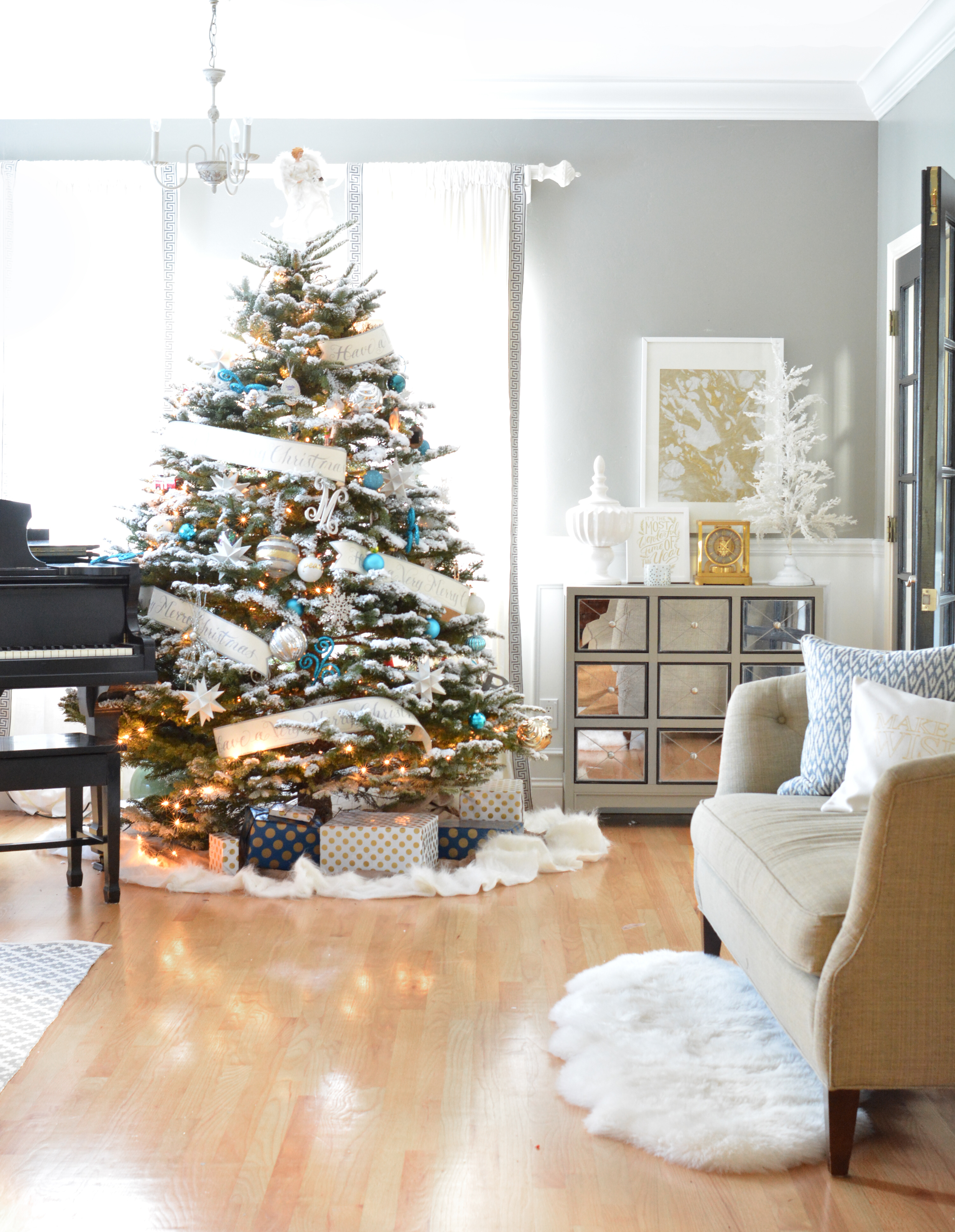 Calm for Christmas | Centsational Style