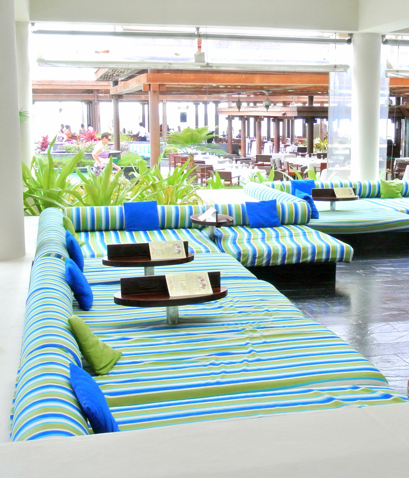 resort seating