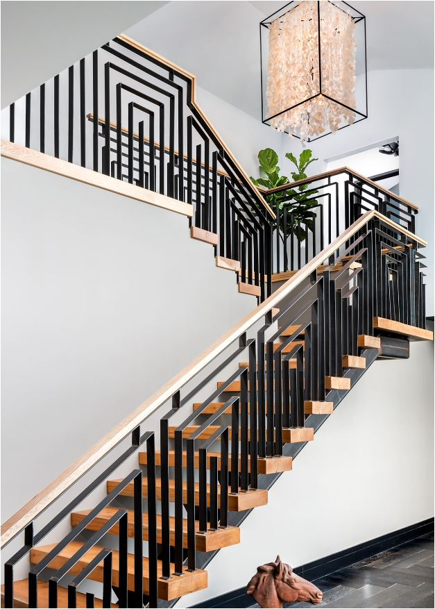 Stunning Stair Railings Centsational Girl Bloglovin