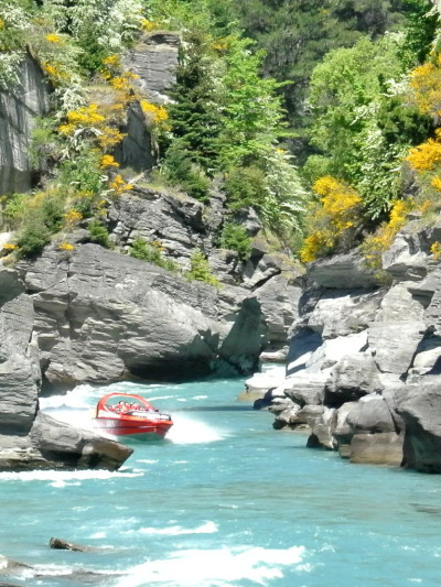jetboat queenstown