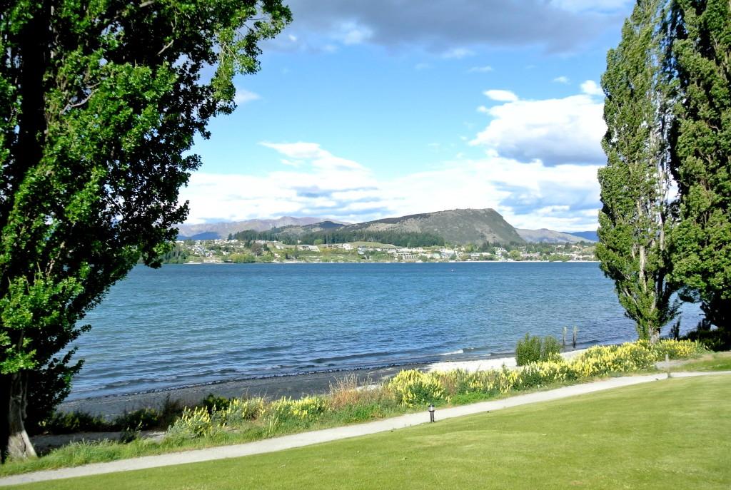 lake wanaka view