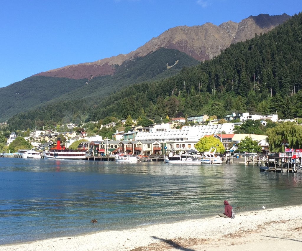 queenstown dock
