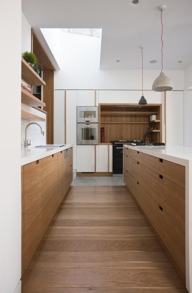 wood kitchen cabinets cutout pulls