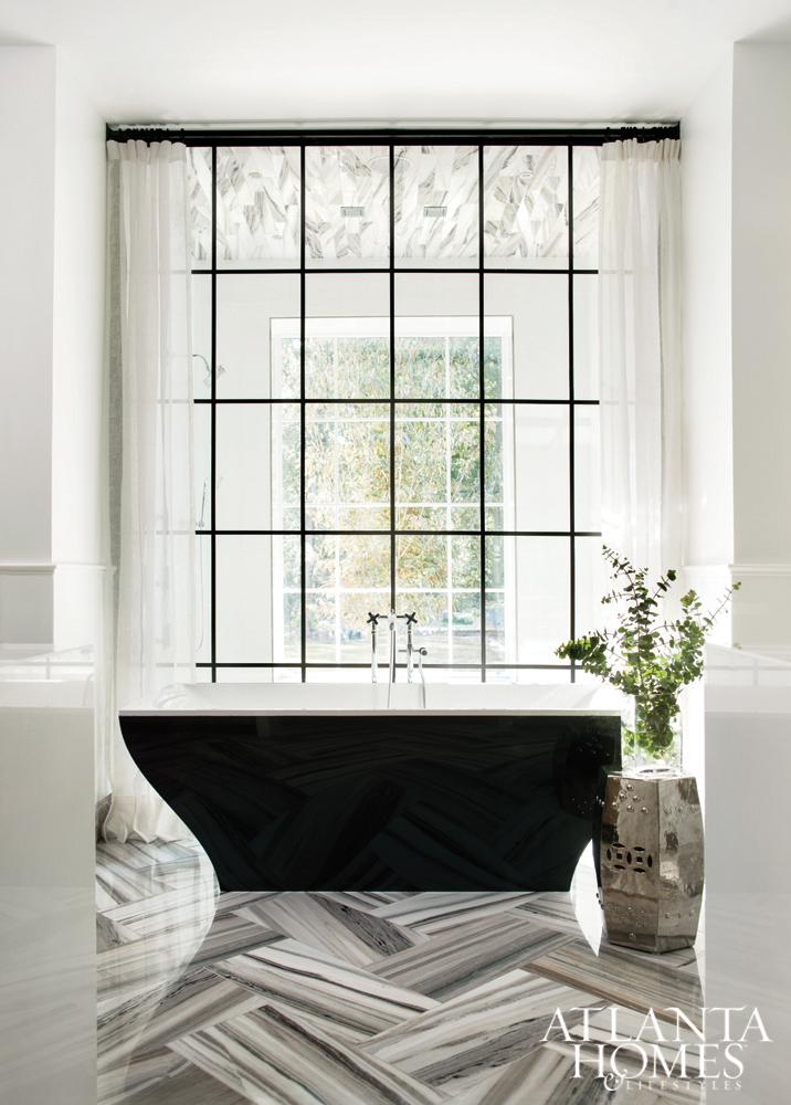 Design crush black windows glass doors centsational girl for Window design girl
