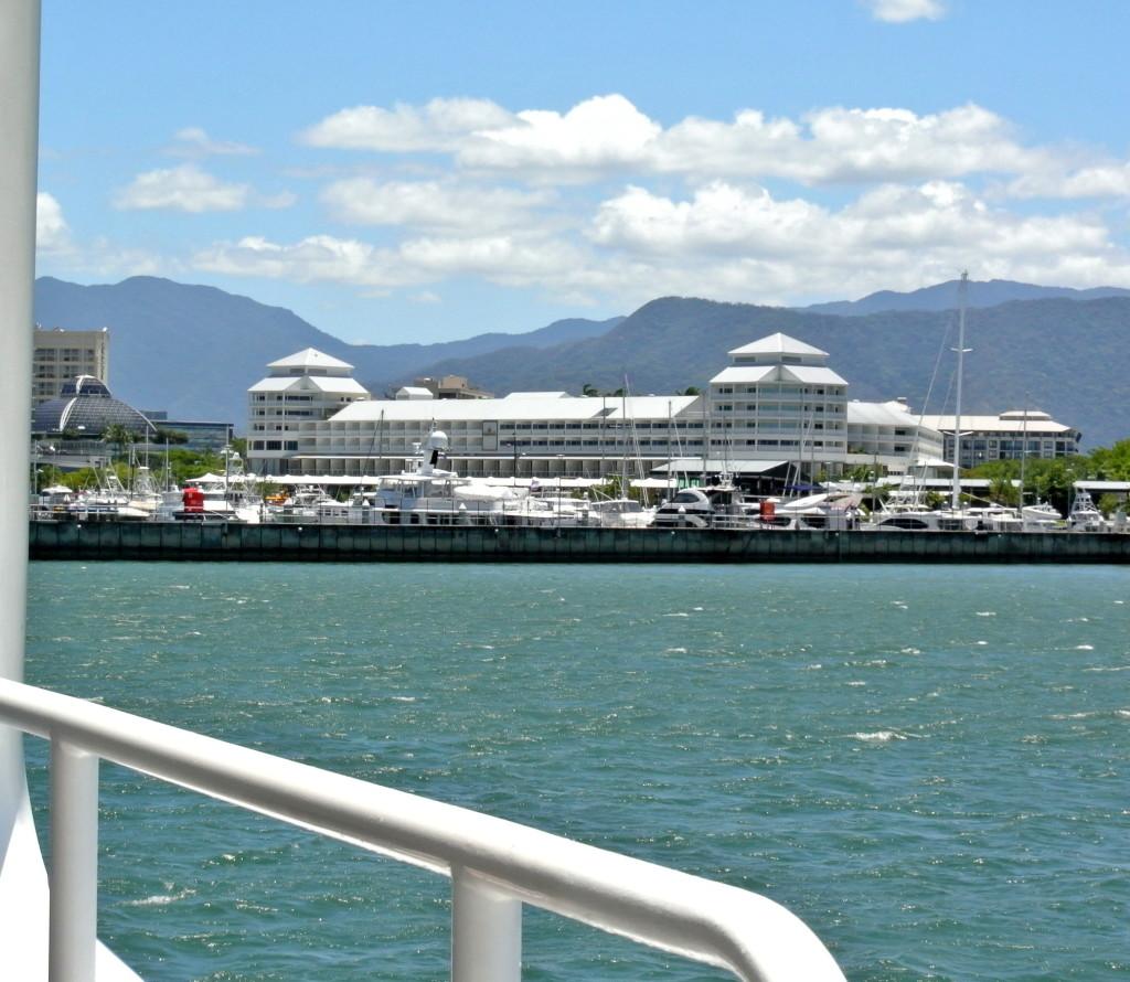 cairns ferry