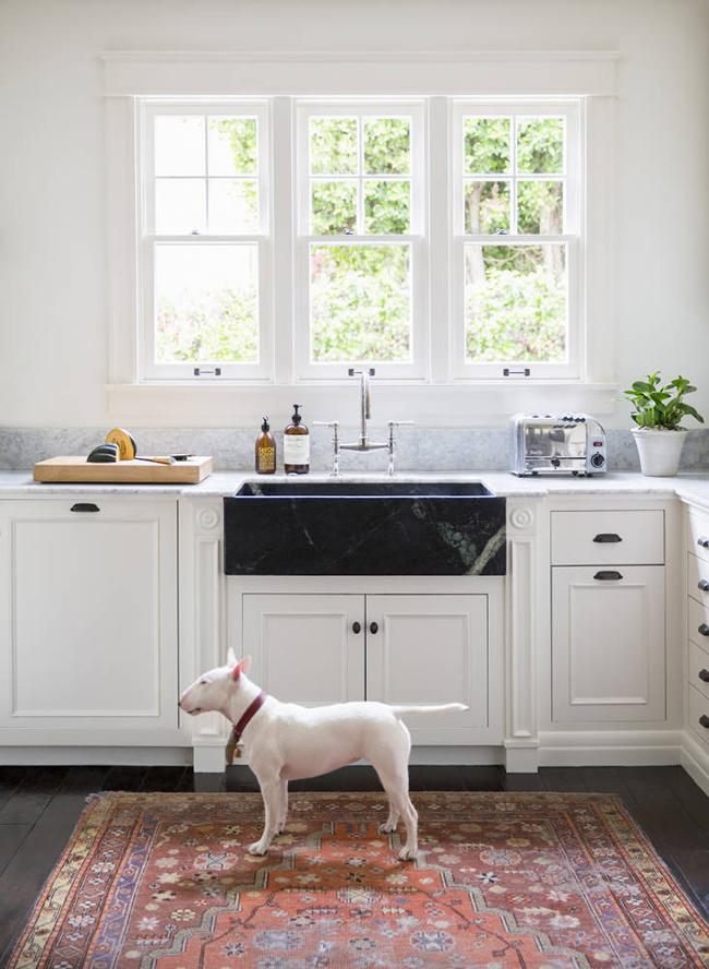 soapstone apron sink