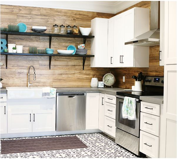 basement kitchen makeover bower power