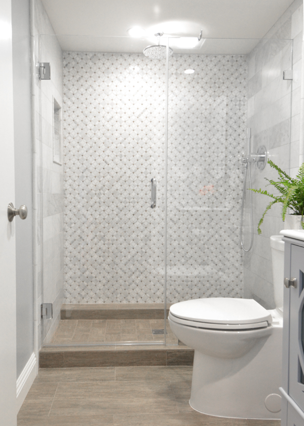 feature tile wall