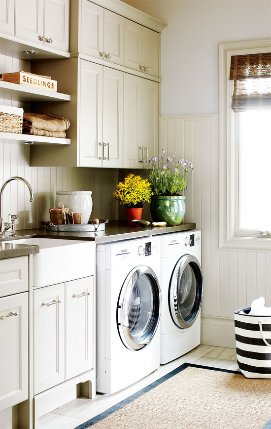 Laundry room makeover ideas centsational girl Laundry room design