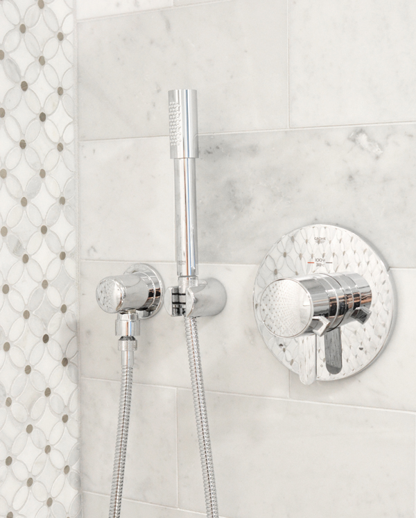 grohe spray shower