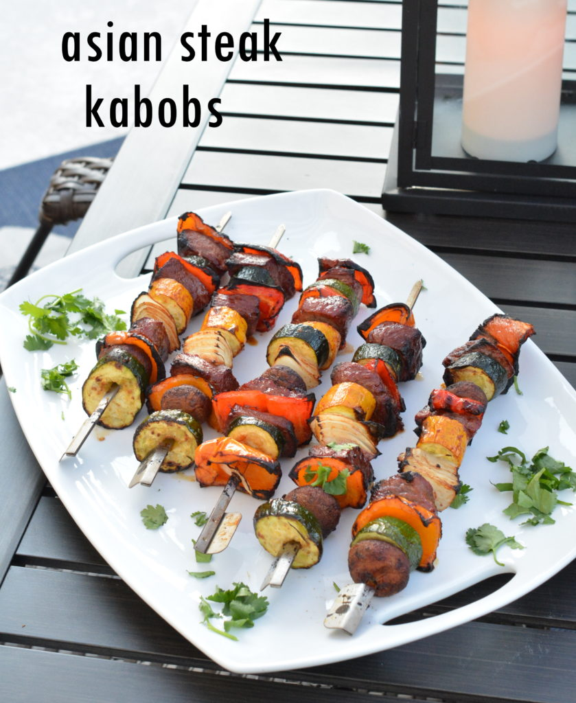 asian steak kabobs