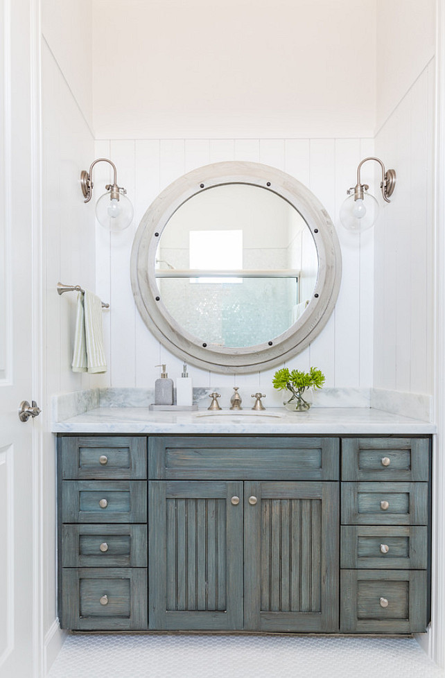 Wall Sconce Placement In Bathroom : Stylish Wall Sconces Centsational Girl