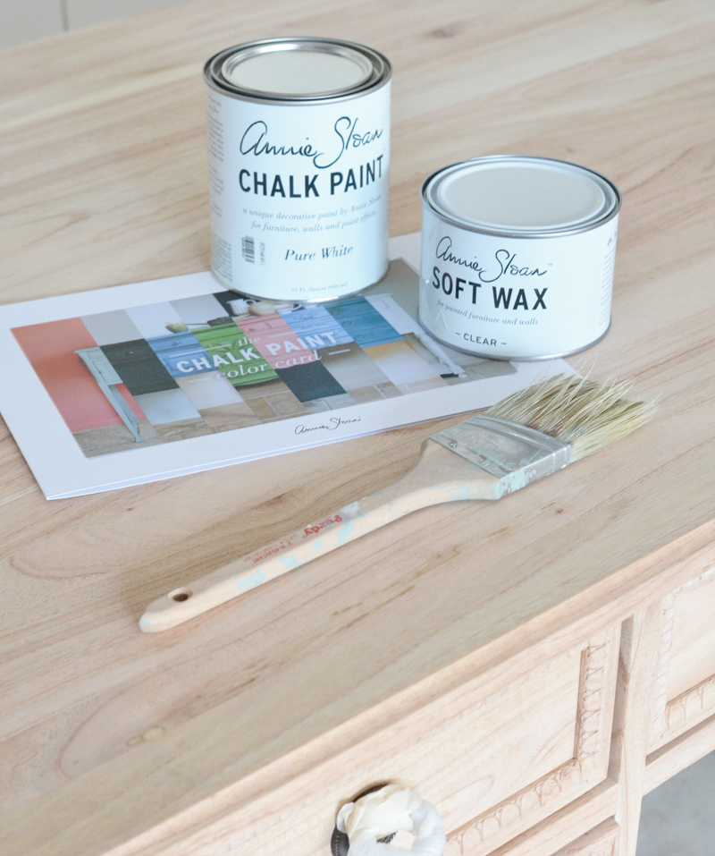 chalk paint supplies