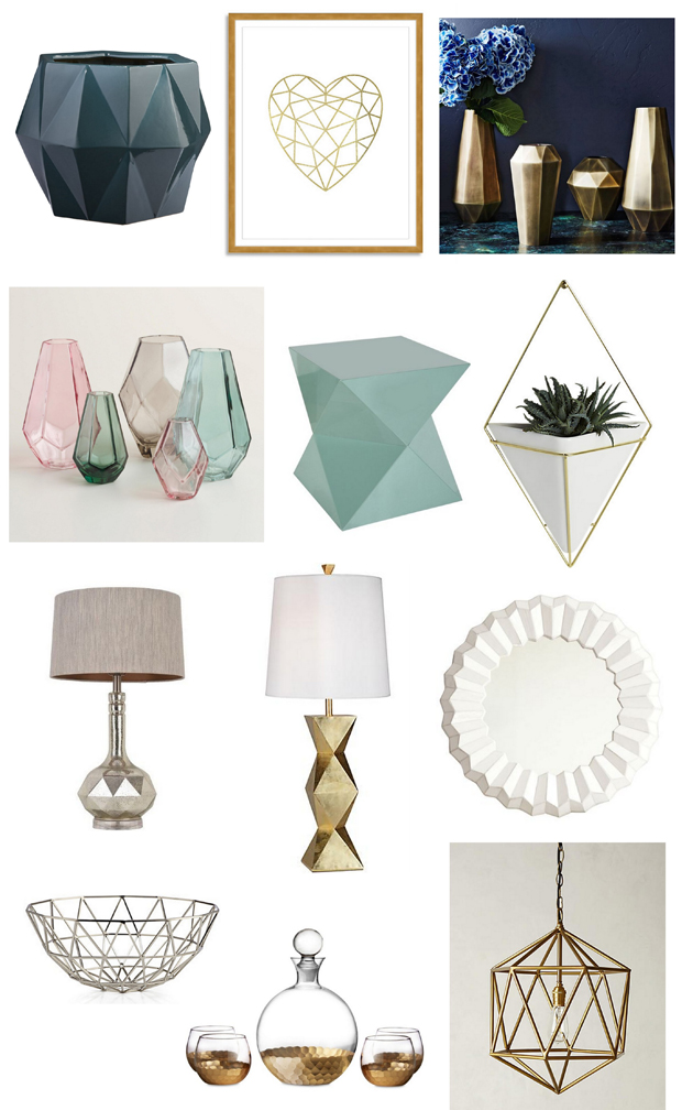faceted favorites