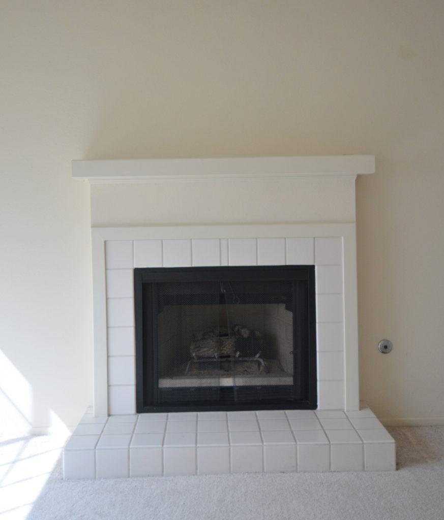 liv room fireplace