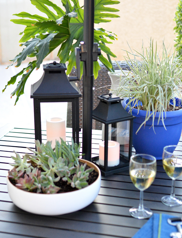 tabletop lanterns